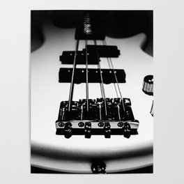 Bass Lines Poster