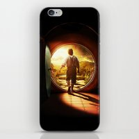 lord of the rings iPhone & iPod Skins featuring THE LORD OF THE RINGS by September 9