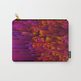 Race Over Jupiter Carry-All Pouch