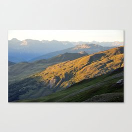 A Peaceful Feeling Canvas Print