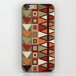 Savanna drums iPhone Skin