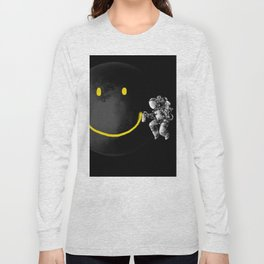 Smile Space Long Sleeve T-shirt