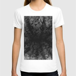 Abstract Radial Gradation T-shirt
