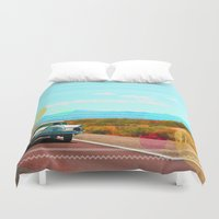 freedom Duvet Covers featuring Freedom by Kakel-photography