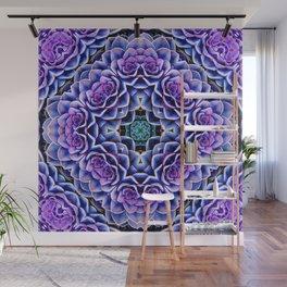 Echeveria Bliss Three Wall Mural