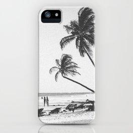 ISLAND VIBES iPhone Case