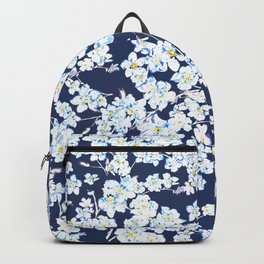 flower pattern 1 Backpack
