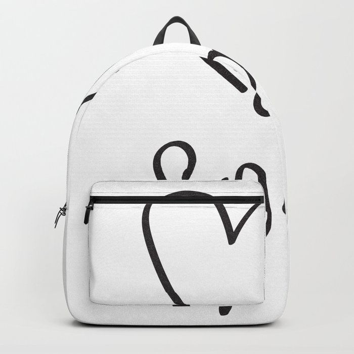 Heartspace - A Higher Frequency Love in 5D Backpack