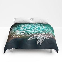 Waterflower II Comforters