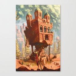 Old Bones Canvas Print