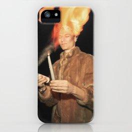 Burning Man iPhone Case