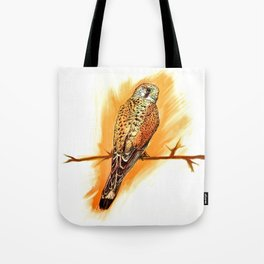 Little hawk Tote Bag