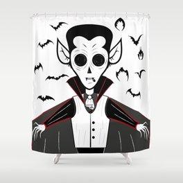 vampiro Shower Curtain