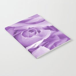 Violet Rose Bouquet For You - Valentine's Day #decor #society6 #homedecor Notebook