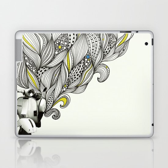 Scoot Laptop & iPad Skin