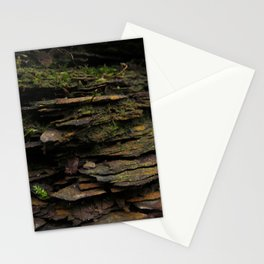 Between the Layers Stationery Cards
