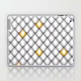 Fish Scale Pattern Design Laptop & iPad Skin