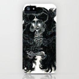 """""""Nine Blackbirds""""  iPhone Case"""