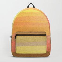 Pastel Sunset 4 -Sun Gazer Backpack