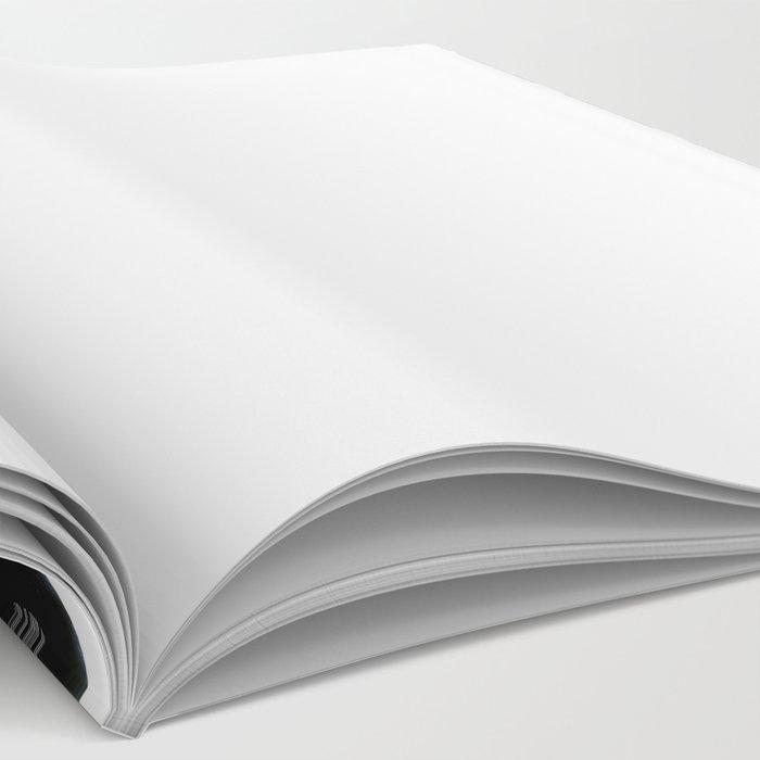 (Overworked) Guardian Angel Polka Dots Notebook