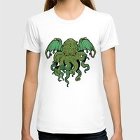 cthulhu T-shirts featuring Cthulhu by missmonster