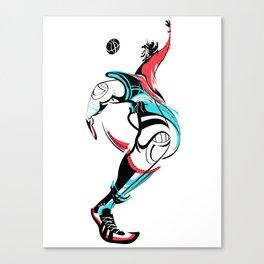 Mionel Lessi Canvas Print