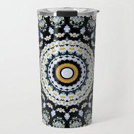 Just Because Nothingness Mandala Travel Mug
