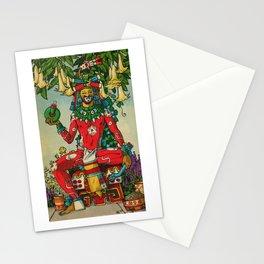 Xochipilli del Jade Stationery Cards