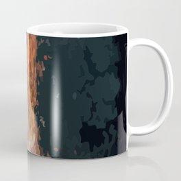 A bonefire Coffee Mug
