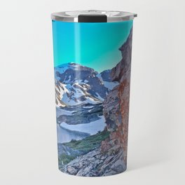Froze To Death Lake Travel Mug