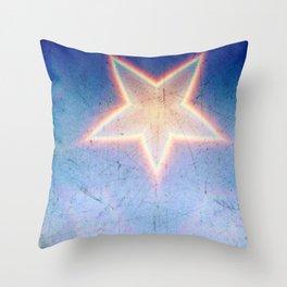Denim Throw Pillow