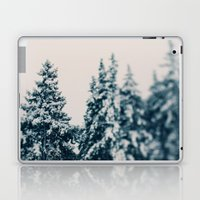 Afte The Storm Laptop & iPad Skin