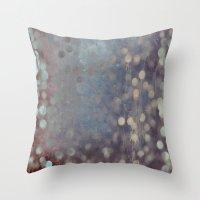 random Throw Pillows featuring Random by Olivia Joy StClaire