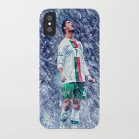 ronaldo iPhone & iPod Cases featuring Cr7 Ronaldo by Cr7izbest