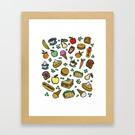Food #2 Framed Art Print