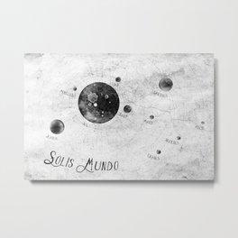 Solis Mundo II Metal Print