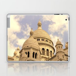 Sacre Coeur Laptop & iPad Skin