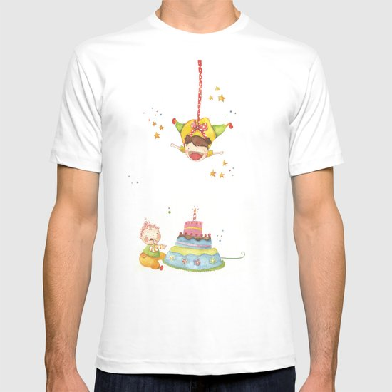 Baby birthday T-shirt