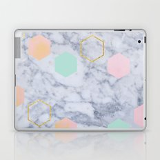 Marbled Laptop & iPad Skin