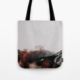 Grand Séru /// Mont Thabor Tote Bag