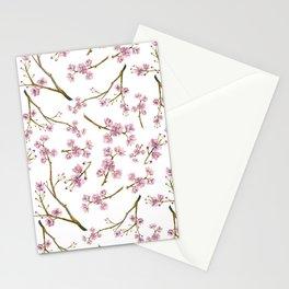 Sakura Cherry Blossoms Stationery Cards