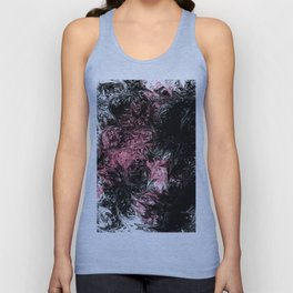 Abstract X 0.1 Unisex Tank Top
