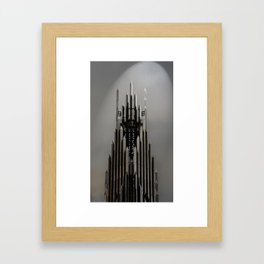 towers of power Framed Art Print