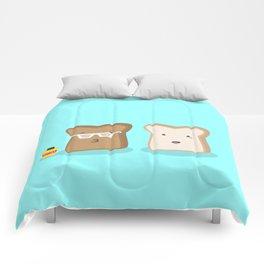 Toasty Cool Comforters