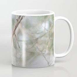Winter's End Cardinal Coffee Mug