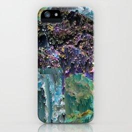 secret_planets iPhone Case