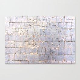Rome Mosaic Canvas Print