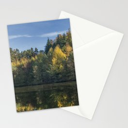 Autumn Reflected - 2 Stationery Cards