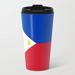 Philippines national flag Travel Mug