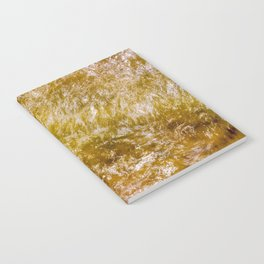 Water flow Notebook